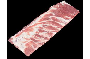 Pork side spareribs, St‑Louis style